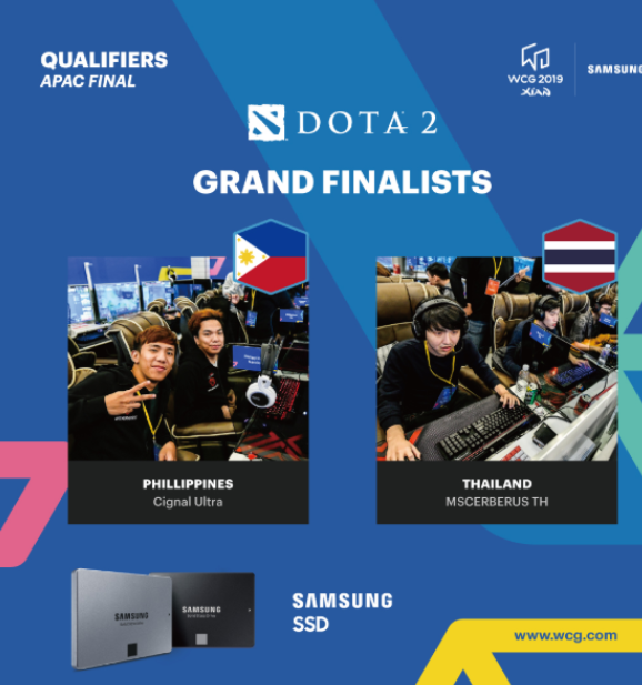 Is it Thailand team or Malaysian team who won for the 2nd place in