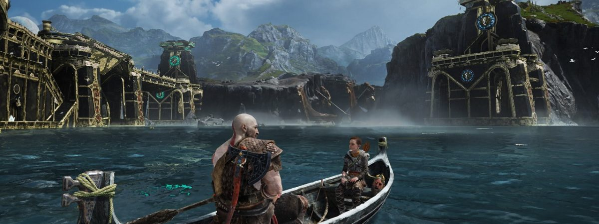 God of War is Being Outsold by Cardboard in Japan