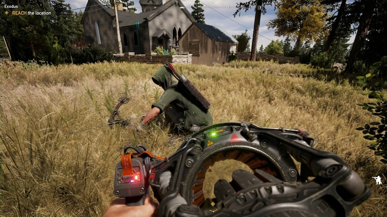 How To Unlock Far Cry 5 S Alien Weapon The Magnopulser