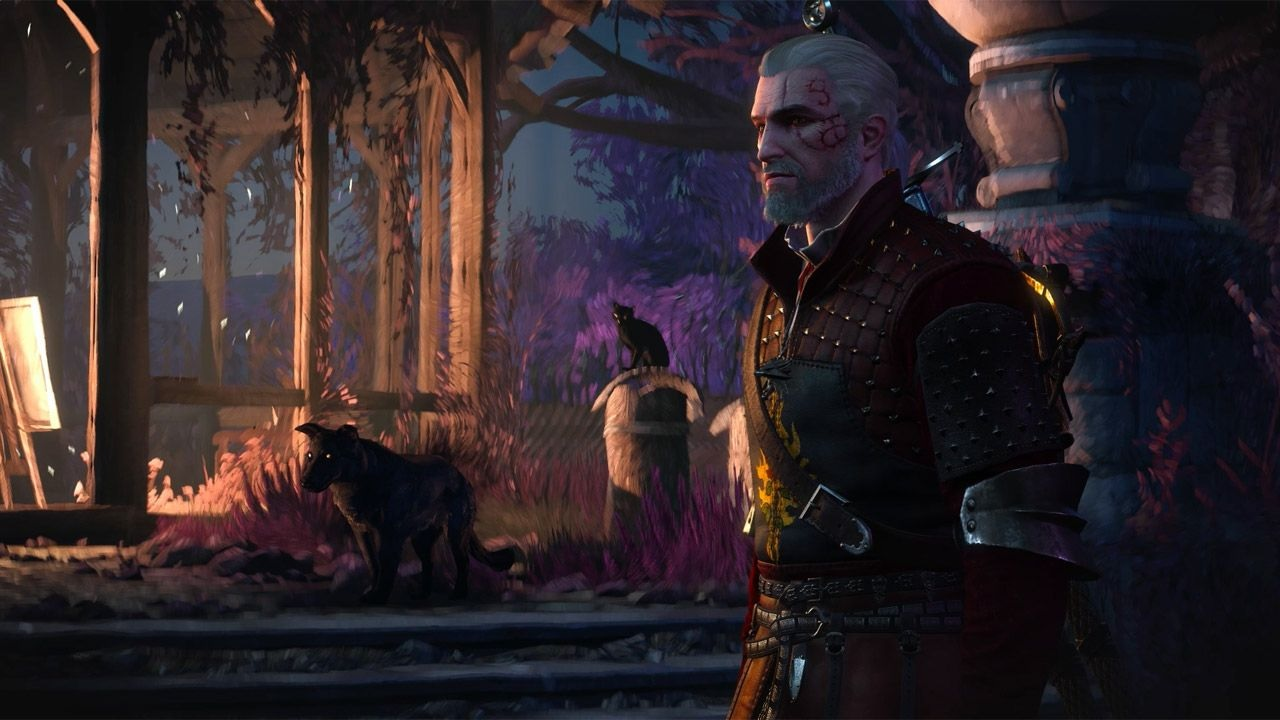 New Witcher III Update Degrades Graphics on PS4 Pro