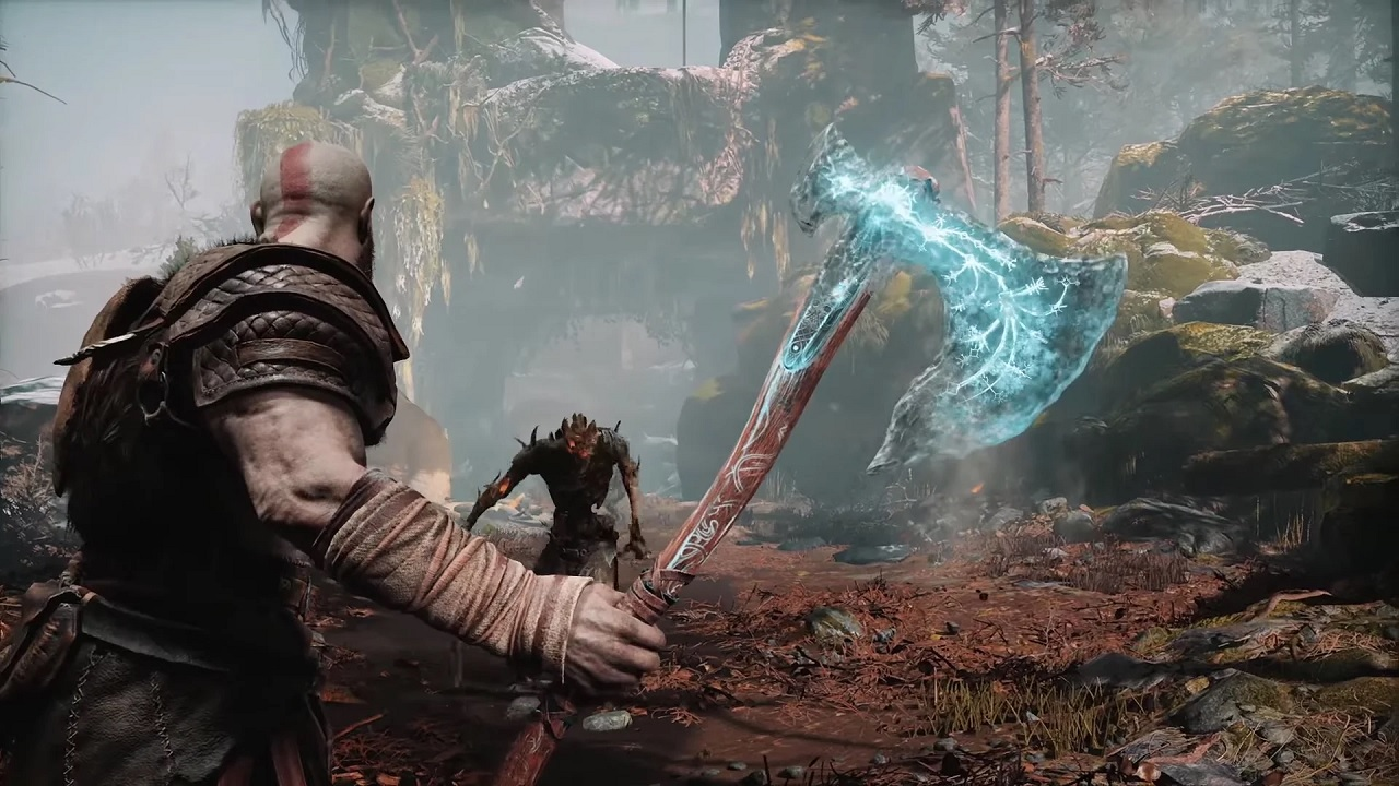 God of War Players Use Collector's Edition to Unearth A Secret Weapon