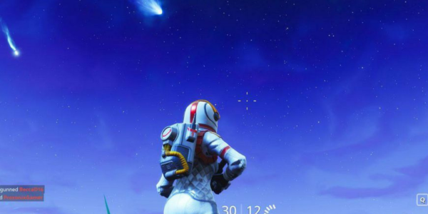 redditor predicts fortnite meteor will hit dusty depot instead of tilted towers - fortnite meteor hitting dusty depot