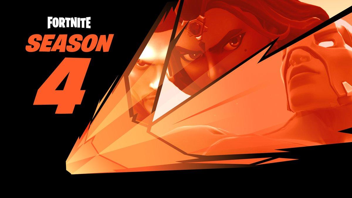Fortnite Serves Up Another Season 4 Teaser