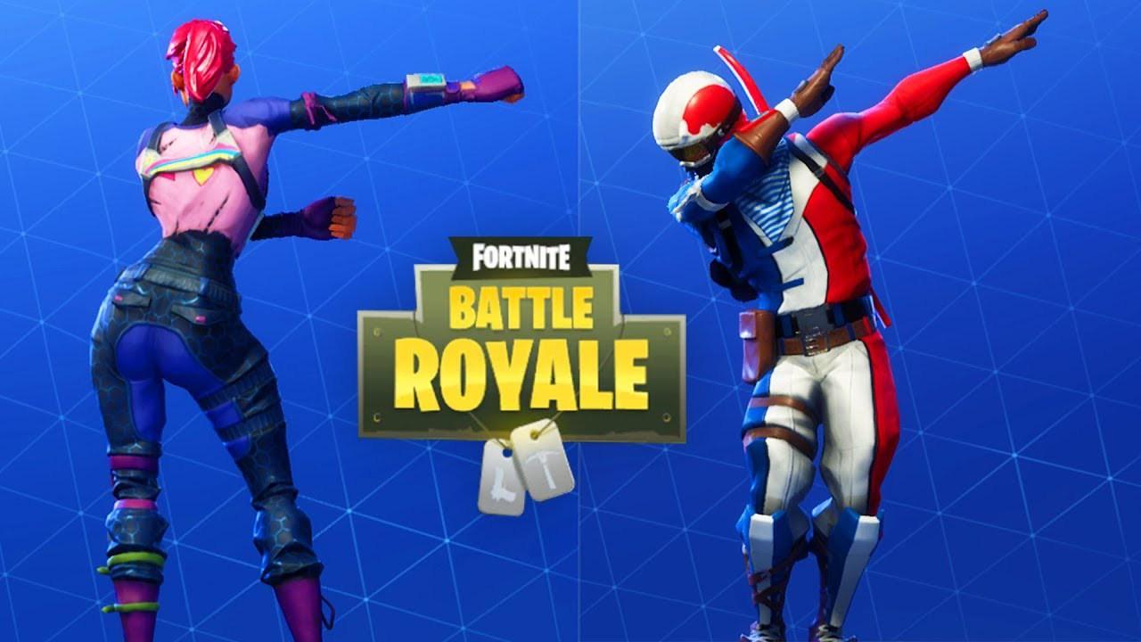 Grab Fortnite S Squat Kick Emote In Game Now