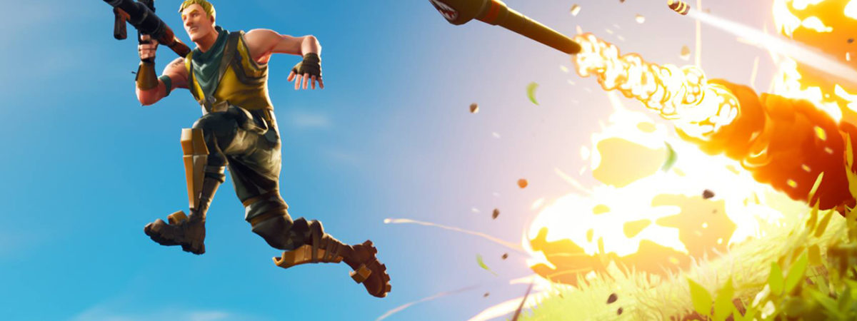 Pick Up This Free Fortnite SHAREfactory Theme For PlayStation 4