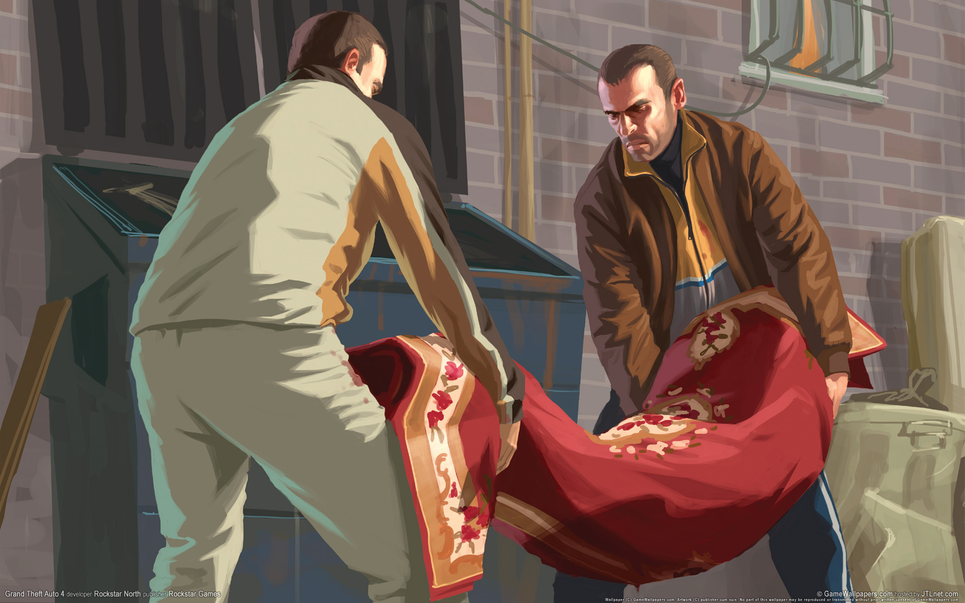 Grand Theft Auto 4 Hits Its 10th Anniversary Today