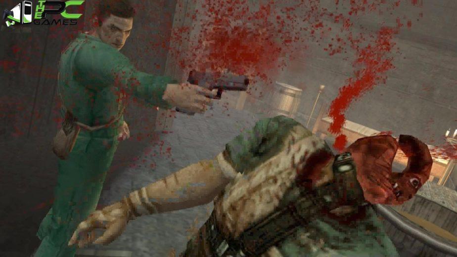 rockstar games' manhunt 2