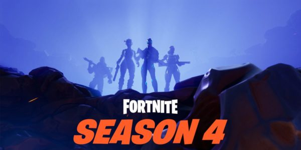 Season 4 Fortnite Announcement