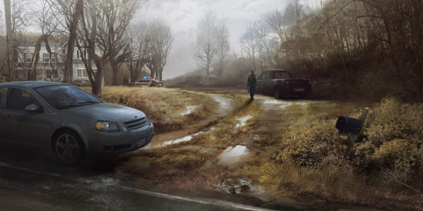 Bandai Namco Dontnod Game Call to Exist