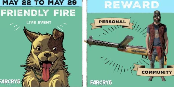 Far Cry 5's Friendly Fire Live Event Starts Today