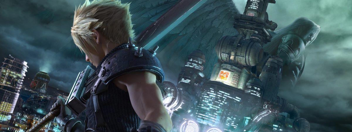 Final Fantasy 7 Remake New Screenshot