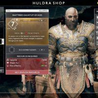 How to Find God of War's Infinity War Easter Egg
