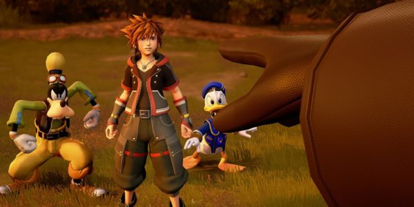 kingdom hearts 3 deluxe edition ps4 uk