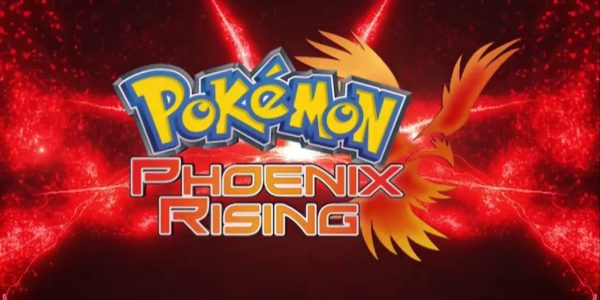 pokemon phoenix rising fan game features original region and player