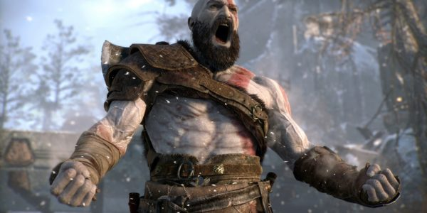 The New Predator was Inspired by God of War's Kratos