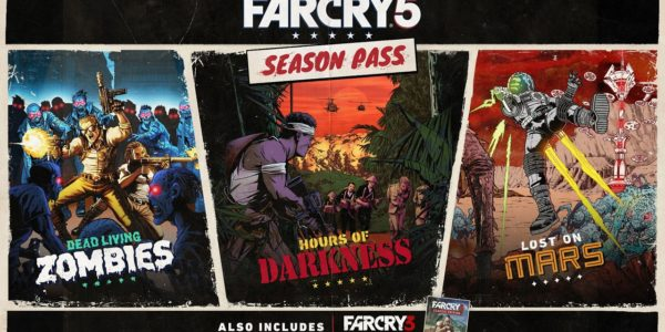 What Ubisoft Has Planned for Far Cry 5's DLC Schedule