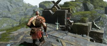 Where to Find God of War's Horns of Veithurgard