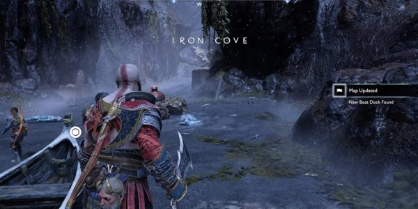 Where to Find the Creation Island Hidden Treasure in God of War