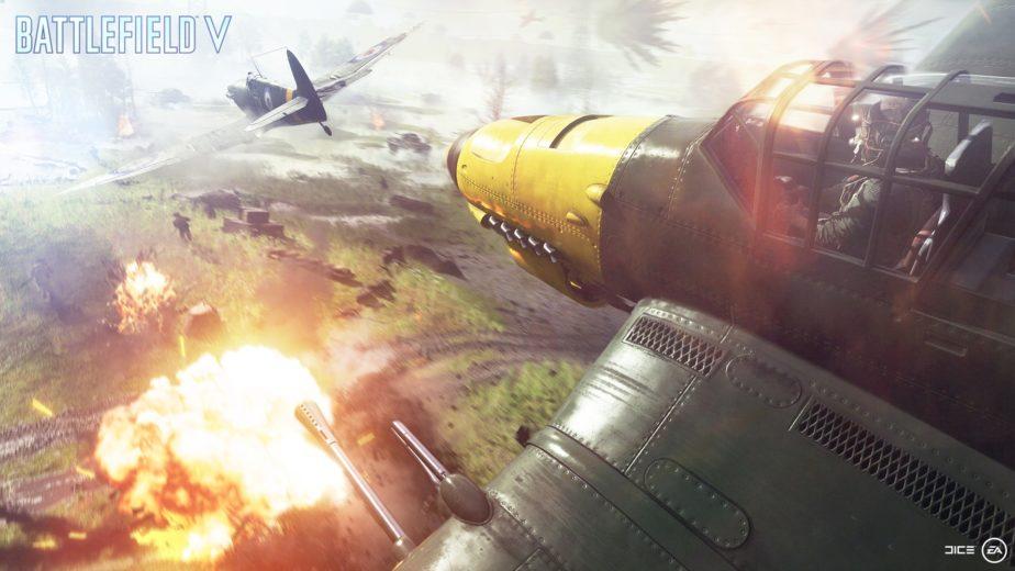 Battlefield V Planes