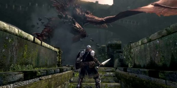 Dark Souls: Remastered Launch Trailer Provides Glimpse of the Remake
