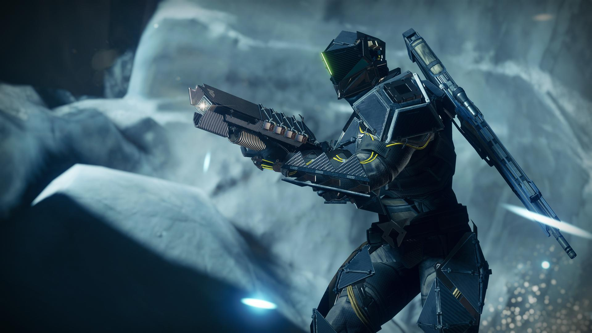Destiny 2 Warmind DLC Teases New Upcoming Weapons