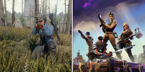 PUBG vs Fortnite -- How Can Bluehole Compete With $100M?