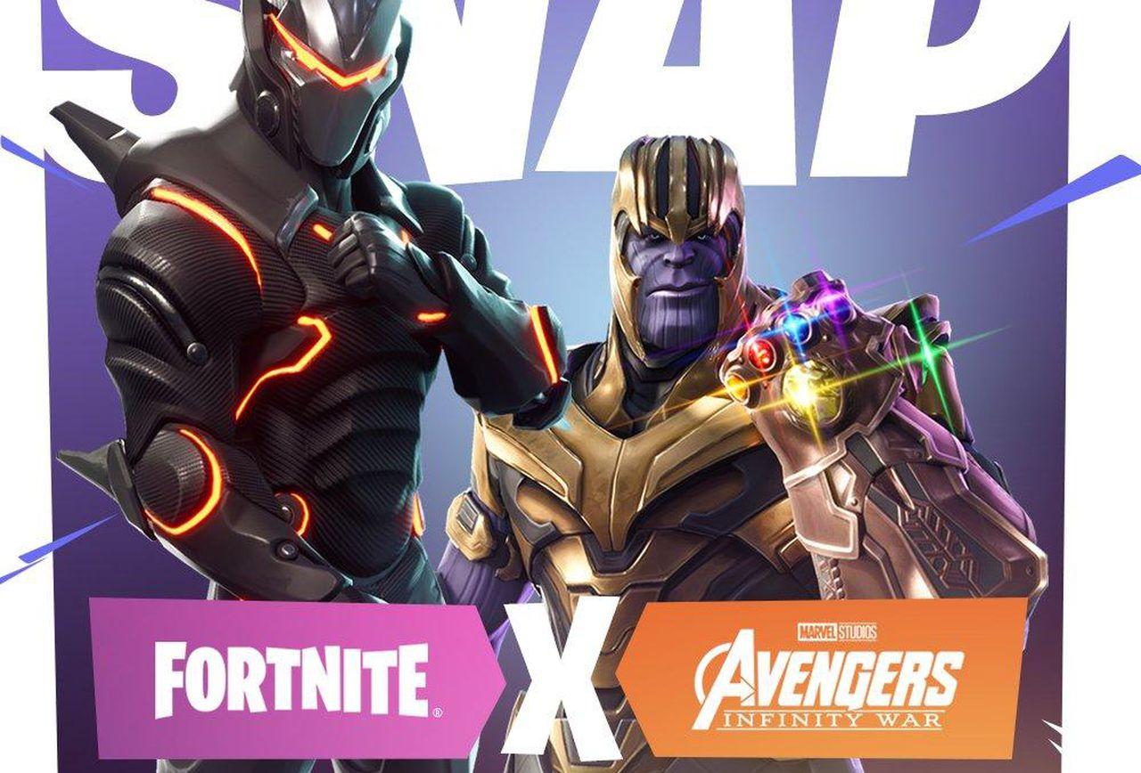 fortnite's infinity gauntlet mode is ending today