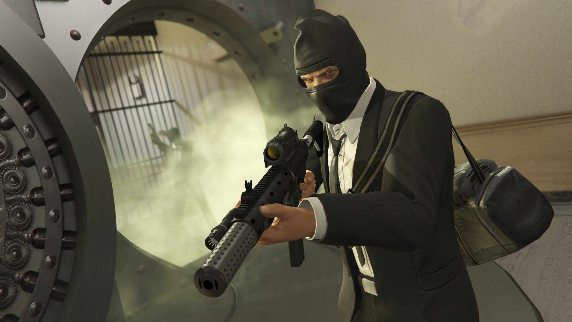 A GTA Online Modder Is Getting Sued By Take-Two Interactive