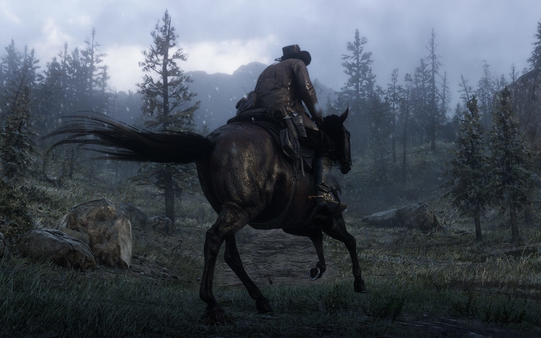 Everything We Ve Learned About Red Dead Redemption 2 So Far