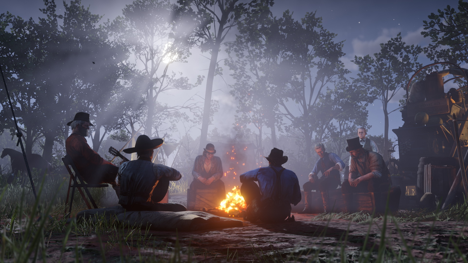 red dead redemption 2 everything we know so far