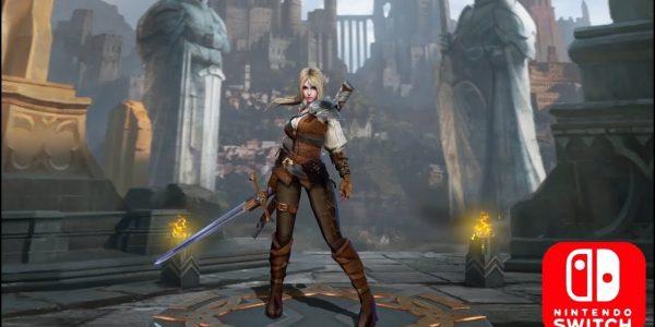 Arena of Valor Switch Beta
