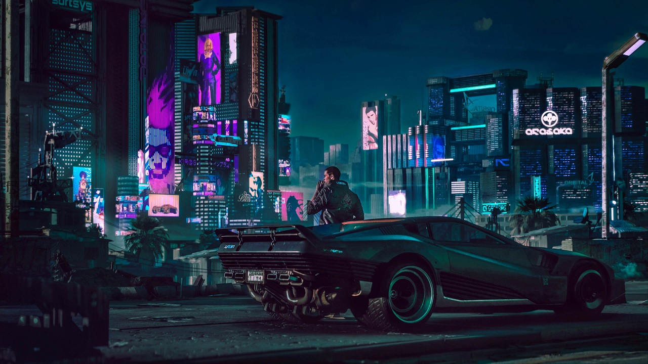 Audio of Cyberpunk 2077's E3 Gameplay Demo Has Leaked Online