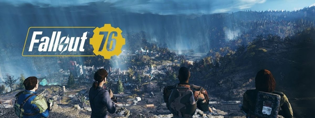 Bethesda Releases Two New Fallout 76 Trailers