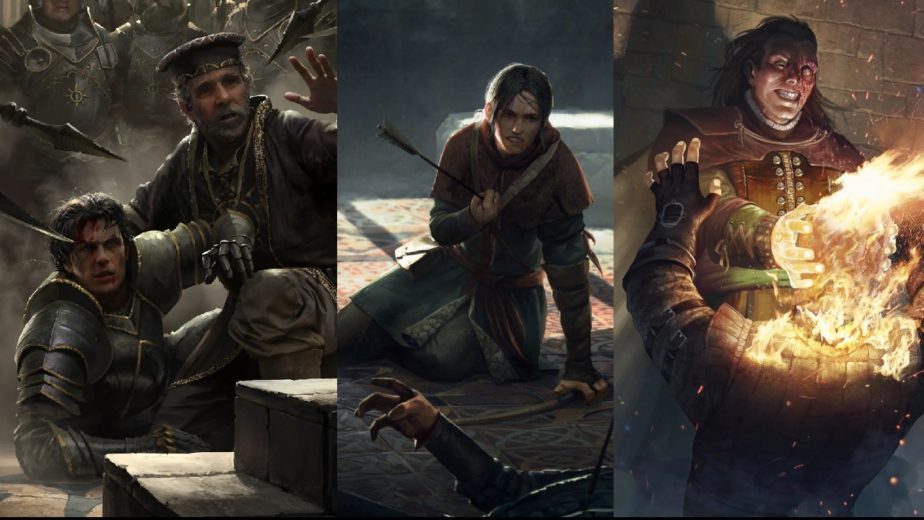 Cahir, Milva, and Vilgefortz Are Set to Appear in the Netflix Witcher Series