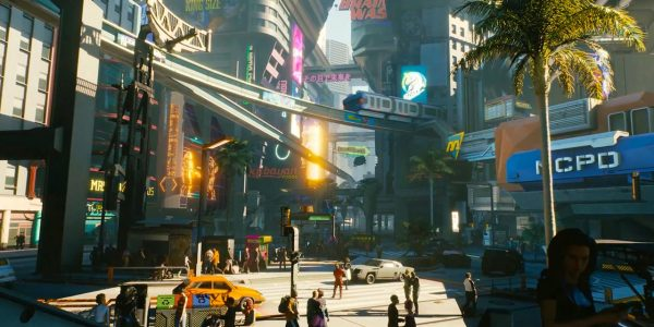 Cyberpunk 2077's Story Trailer Has Already Overtaken the Teaser Trailer on Views