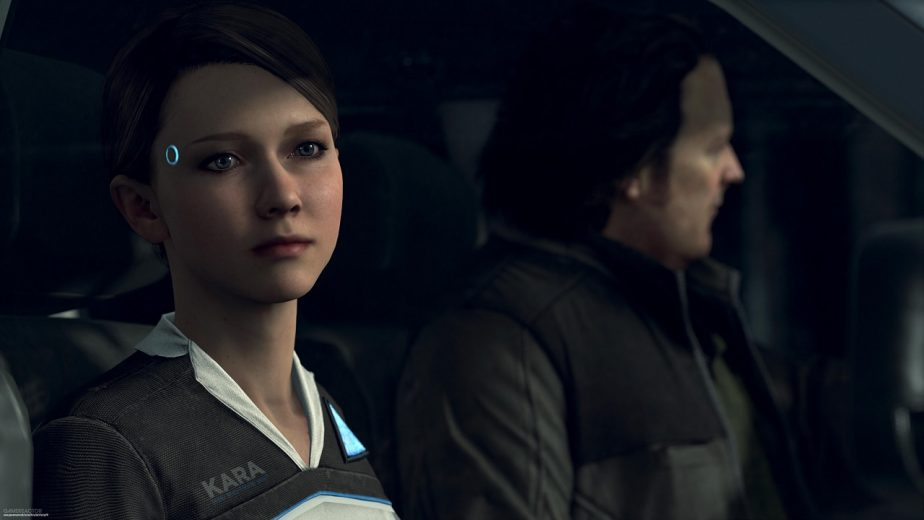 Detroit Become Human Outsold Heavy Rain's Lifetime Sales in Its Launch Week in Japan
