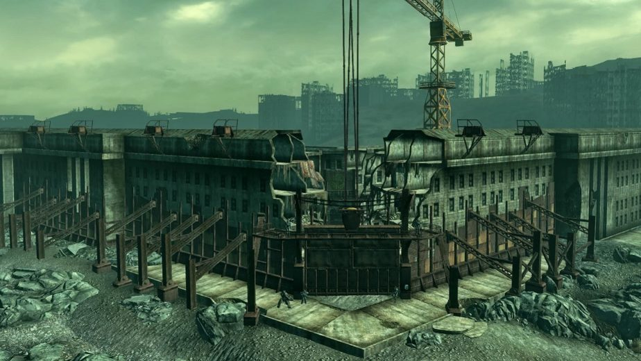 Fallout 3's Citadel Contained Reference to Vault 76