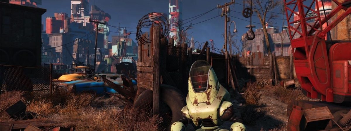 Fallout 4 Is Available Today on Xbox Game Pass