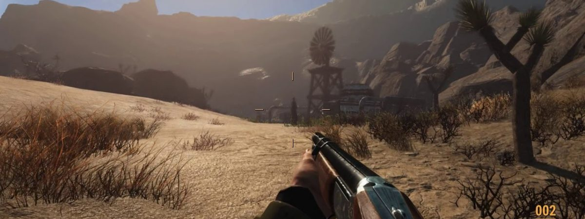 Fallout 4 New Vegas Attempts to Recreate Fallout New Vegas Inside Fallout 4