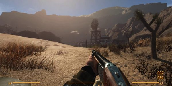Fallout 4 New Vegas Mod Team Show Off New Skill Magazines