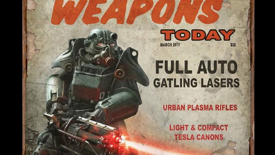 Fallout 4: New Vegas Mod Team Show Off New Skill Magazines
