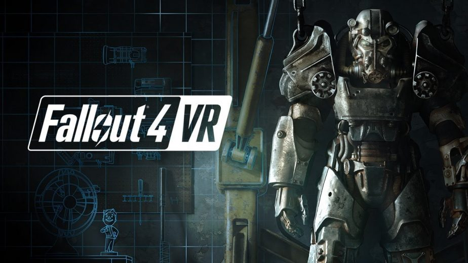 Fallout 4 VR Released in Late 2017