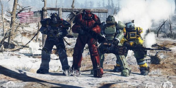 Fallout 76 Features An Arsenal of Nuclear Missiles