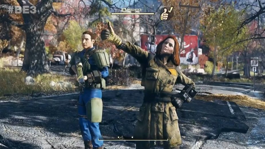 Fallout 76 Will Allow Players to Opt Out of a PVP Encounter at Any Time
