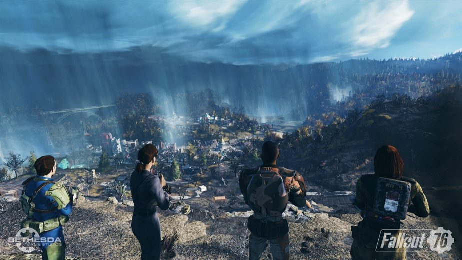 Fallout 76 Will Feature up to Four Player Cooperative Play