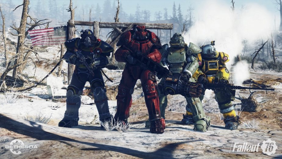 Fallout 76's Micro-Transactions Will be Purely Cosmetic