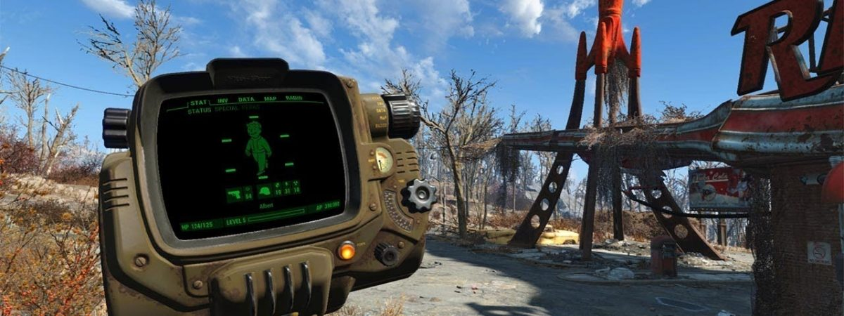 Fallout VR Launched in December 2017 Along With Skyrim VR and Doom VFR