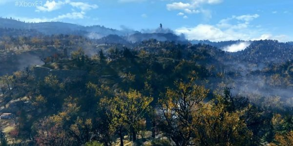 Fans Are Attempting to Assemble a Map of Fallout 76 Before the Game's Release
