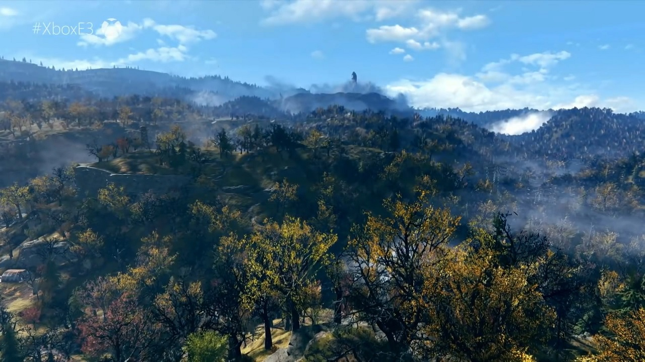 Determined Fans Are Trying to Assemble a Map of Fallout 76 Before Its Release