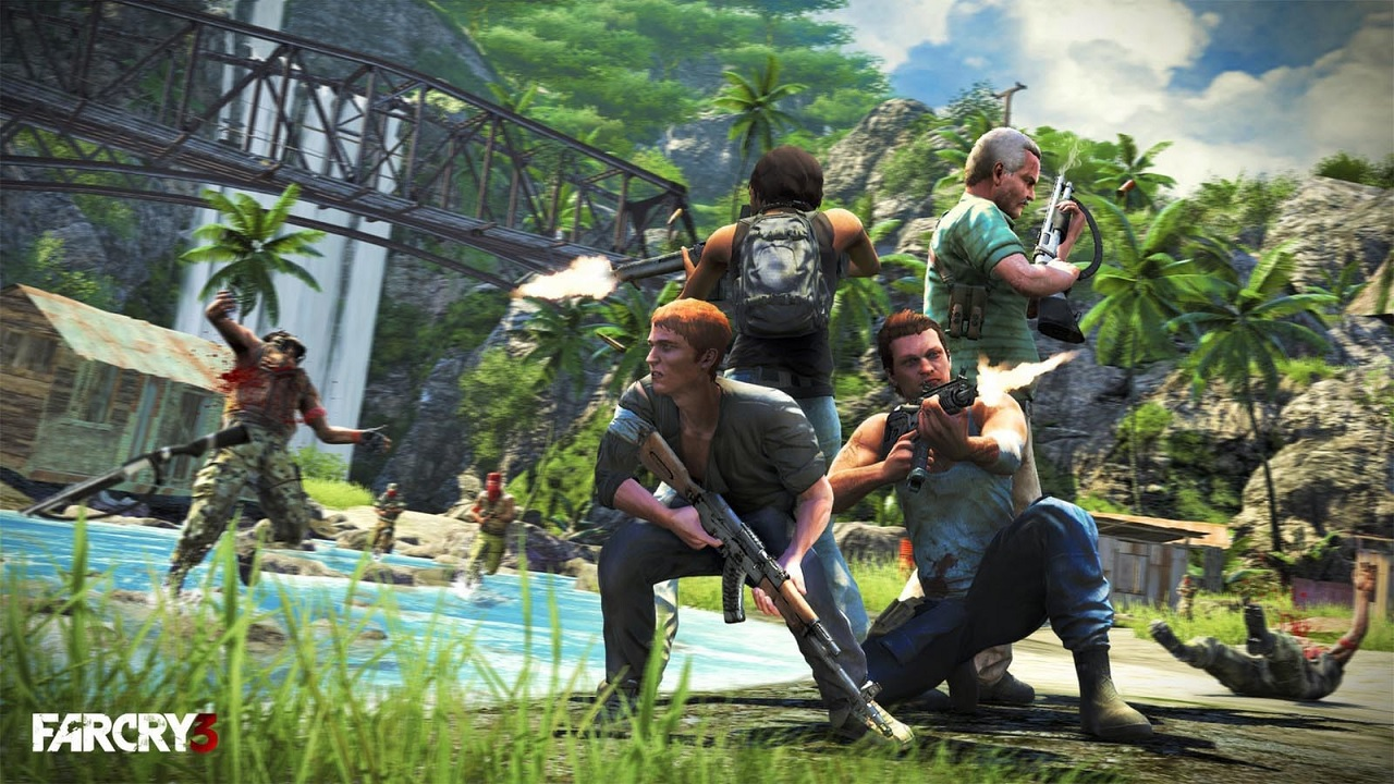 Far Cry 3 Classic Edition Is Now Available To the General